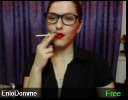 smoking webcams